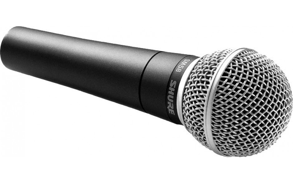 shure sm58 dynamic vocal microphone review top microphones. Black Bedroom Furniture Sets. Home Design Ideas
